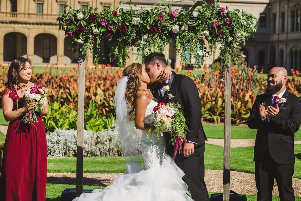 Werribee Mansion Wedding Photos Werribee Mansion Receptions Wedding Photographer Photography 046