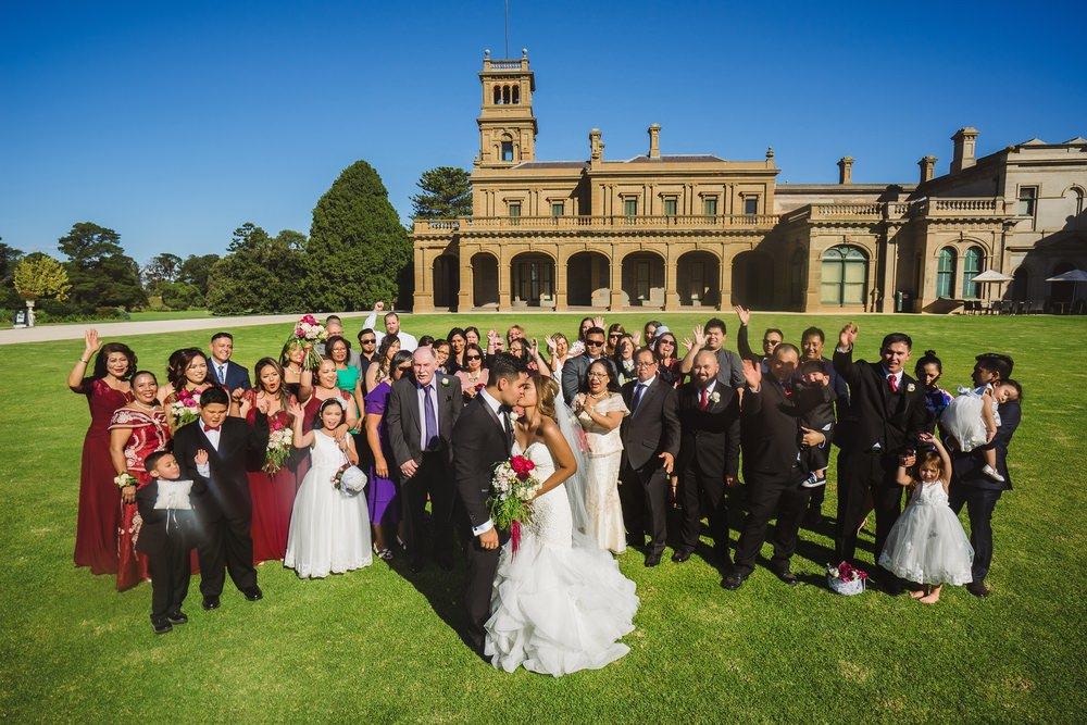 Werribee Mansion Wedding Photos Werribee Mansion Receptions Wedding Photographer Photography 052