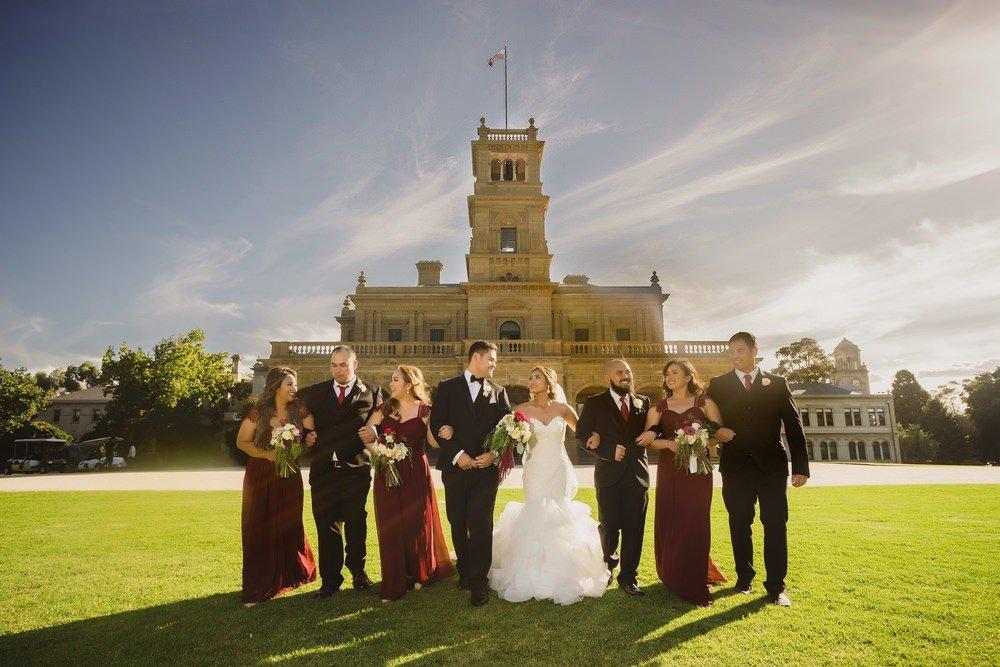 Werribee Mansion Wedding Photos Werribee Mansion Receptions Wedding Photographer Photography 059