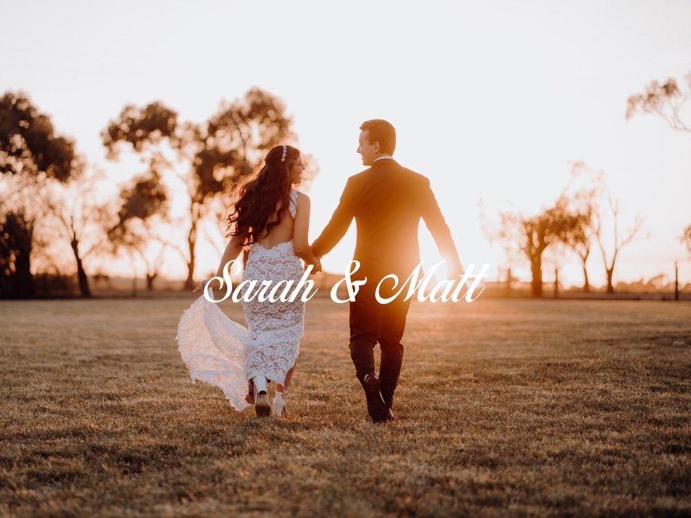 Mt Duneed Estate Wedding Photos