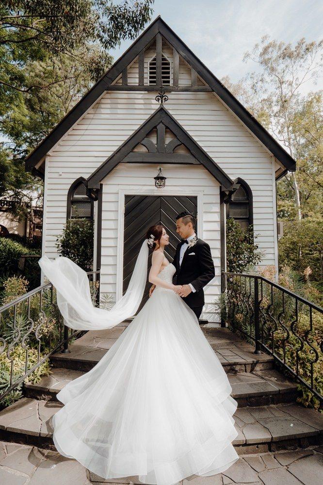 Chateau Wyuna Wedding Photos Chateau Wyuna Receptions Wedding Photographer Photography 191208 049