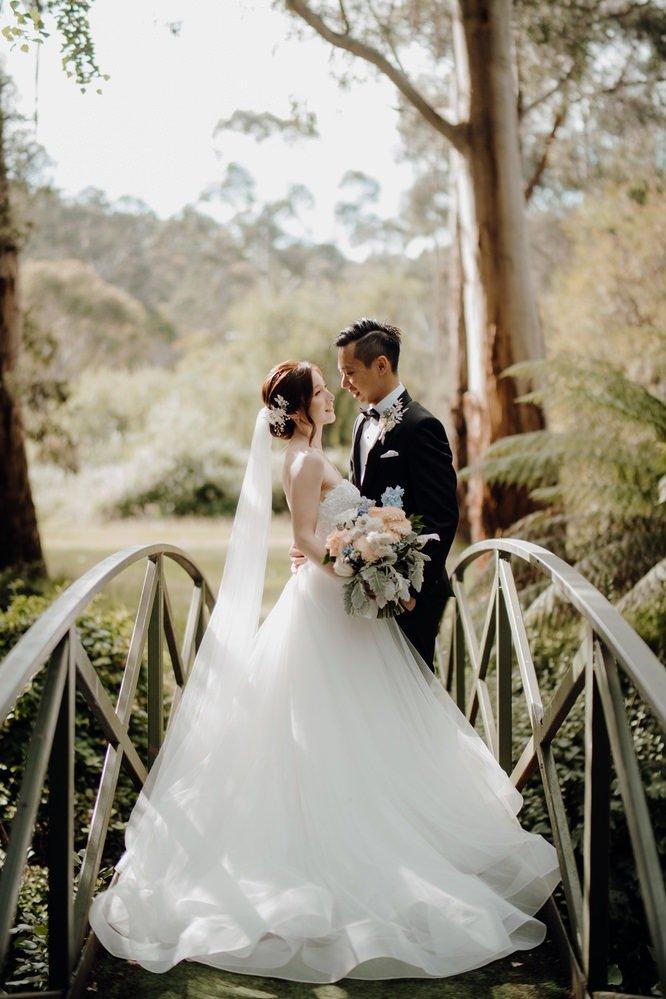 Chateau Wyuna Wedding Photos Chateau Wyuna Receptions Wedding Photographer Photography 191208 056