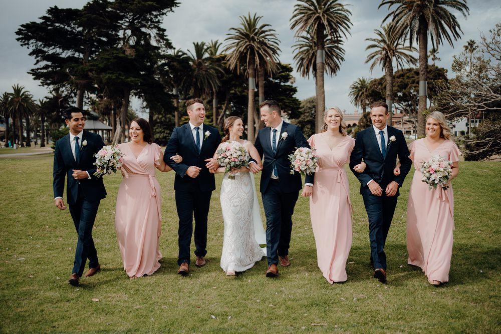 Encore St Kilda Beach Wedding Photos Encore St Kilda Beach Receptions Wedding Photographer Photography 191208 085