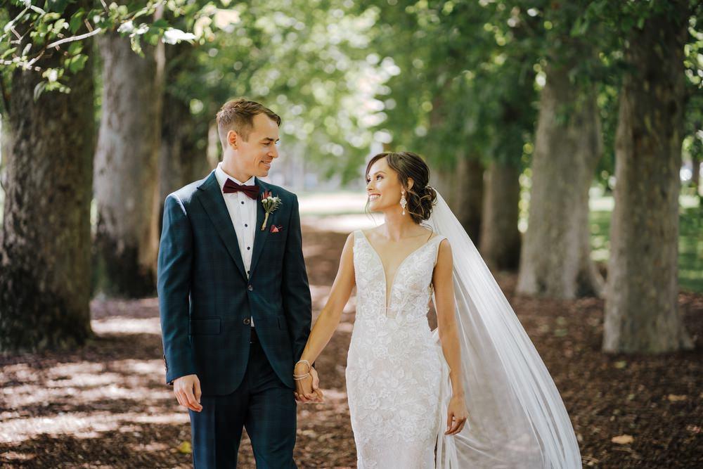 Fitzroy Gardens Winery Wedding Photos Fitzroy Gardens Winery Receptions Wedding Photographer Photography 191208 018