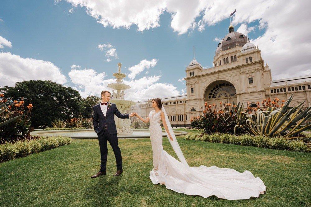 Fitzroy Gardens Winery Wedding Photos Fitzroy Gardens Winery Receptions Wedding Photographer Photography 191208 035
