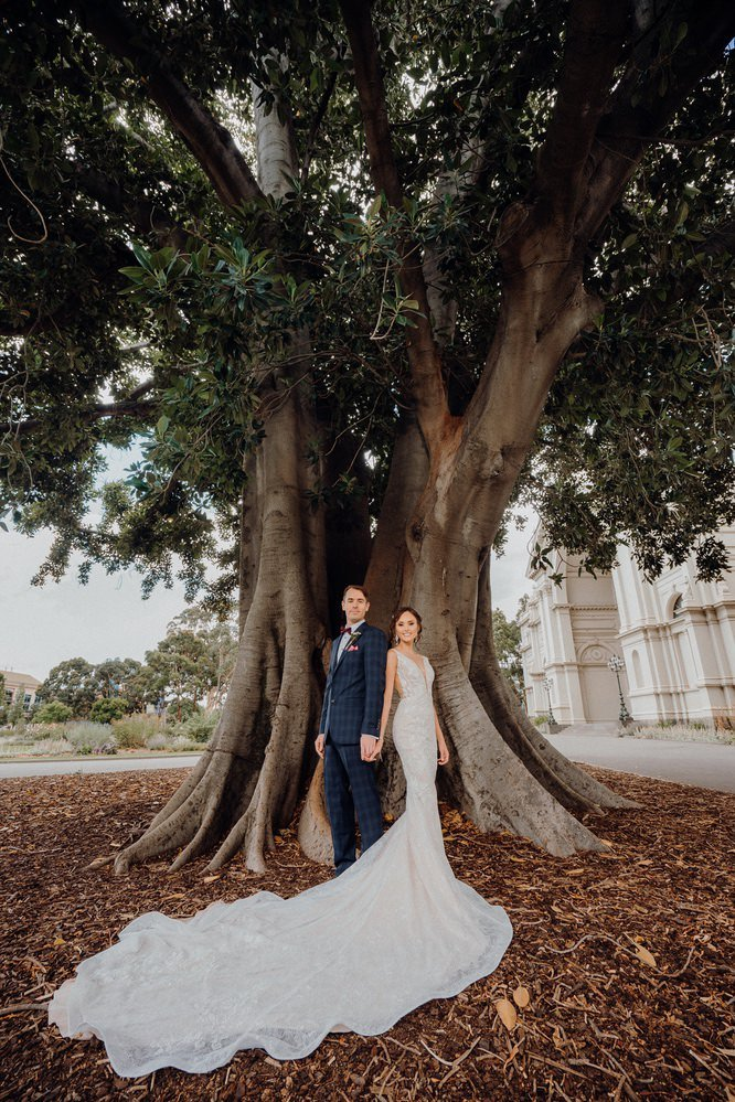 Fitzroy Gardens Winery Wedding Photos Fitzroy Gardens Winery Receptions Wedding Photographer Photography 191208 046