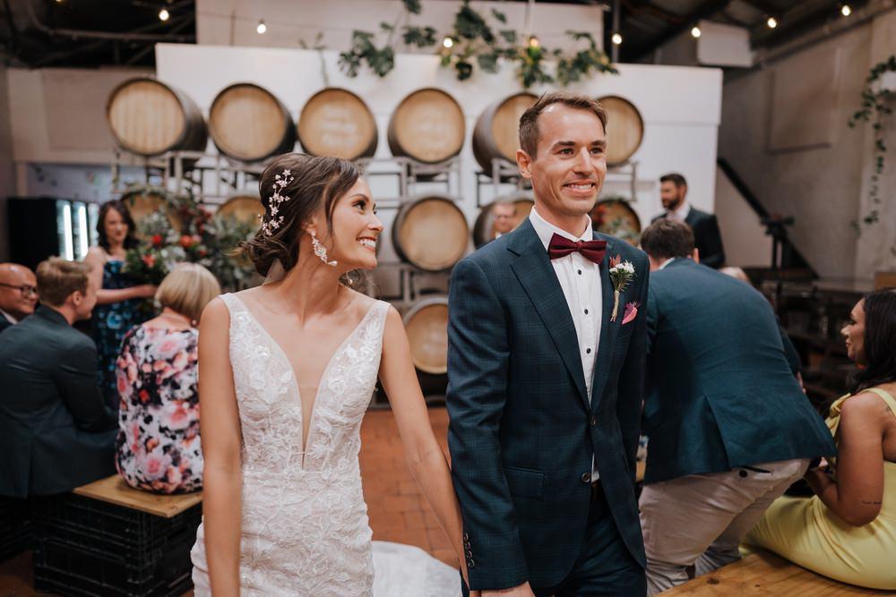 Fitzroy Gardens Winery Wedding Photos Fitzroy Gardens Winery Receptions Wedding Photographer Photography 191208 063