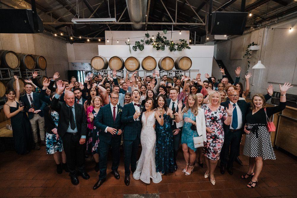 Fitzroy Gardens Winery Wedding Photos Fitzroy Gardens Winery Receptions Wedding Photographer Photography 191208 068