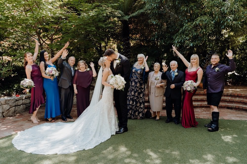 Lyrebird Falls Wedding Photos Lyrebird Falls Receptions Wedding Photographer Photography 191208 020