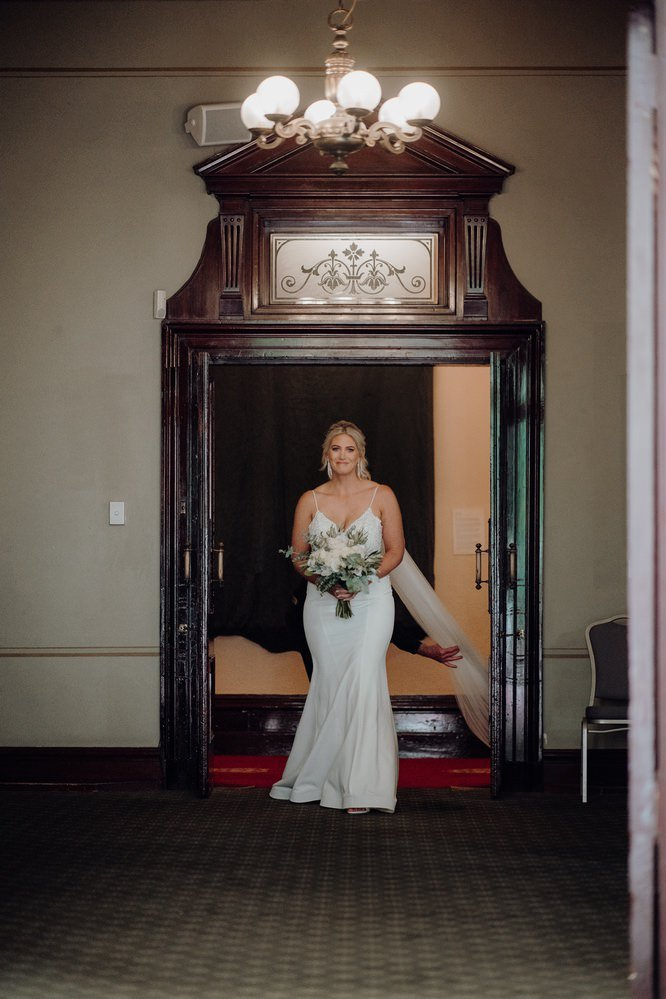 Melbourne Town Hall Wedding Photos Melbourne Town Hall Receptions Wedding Photographer Photography 191208 044