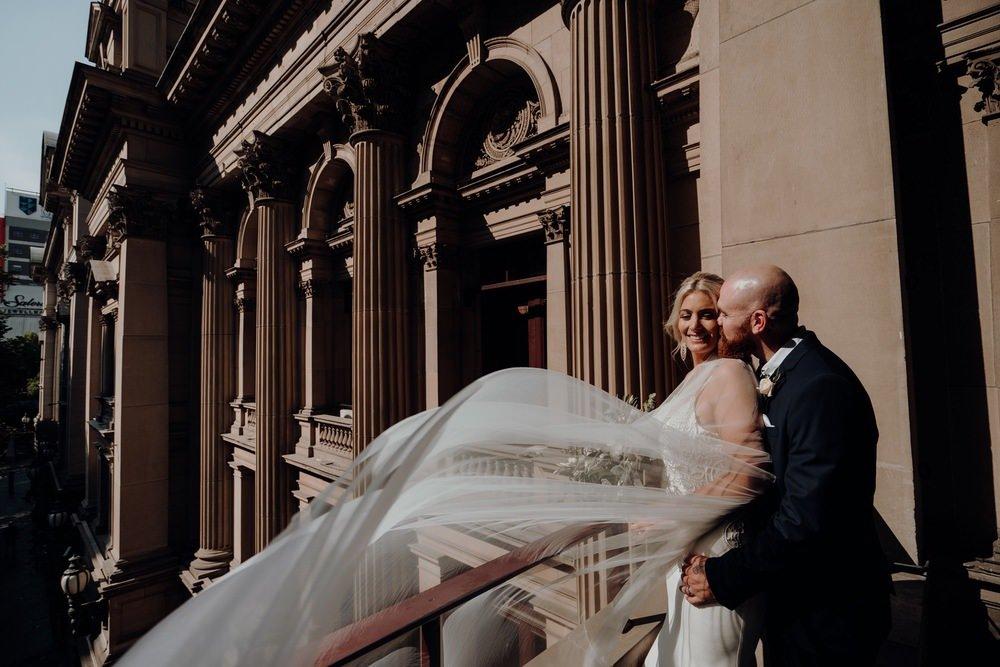 Melbourne Town Hall Wedding Photos Melbourne Town Hall Receptions Wedding Photographer Photography 191208 059