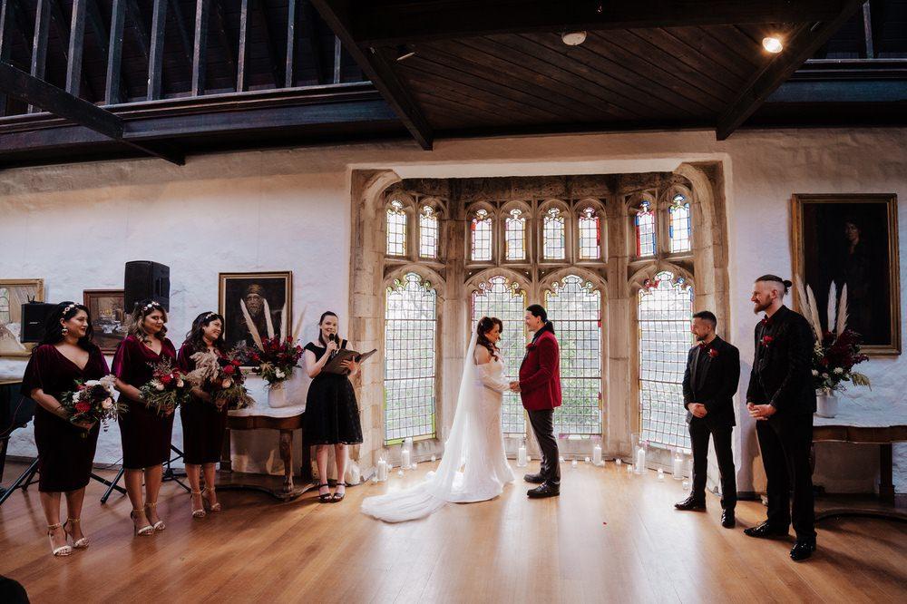 Montsalvat Wedding Photos Montsalvat Receptions Wedding Photographer Photography 011