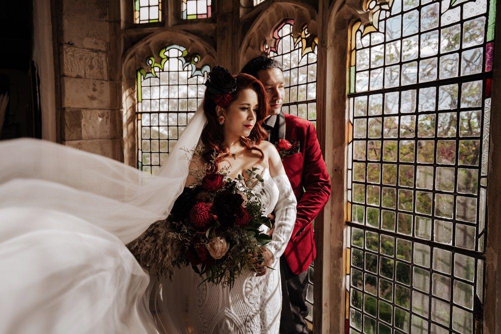Montsalvat Wedding Photos Montsalvat Receptions Wedding Photographer Photography 016
