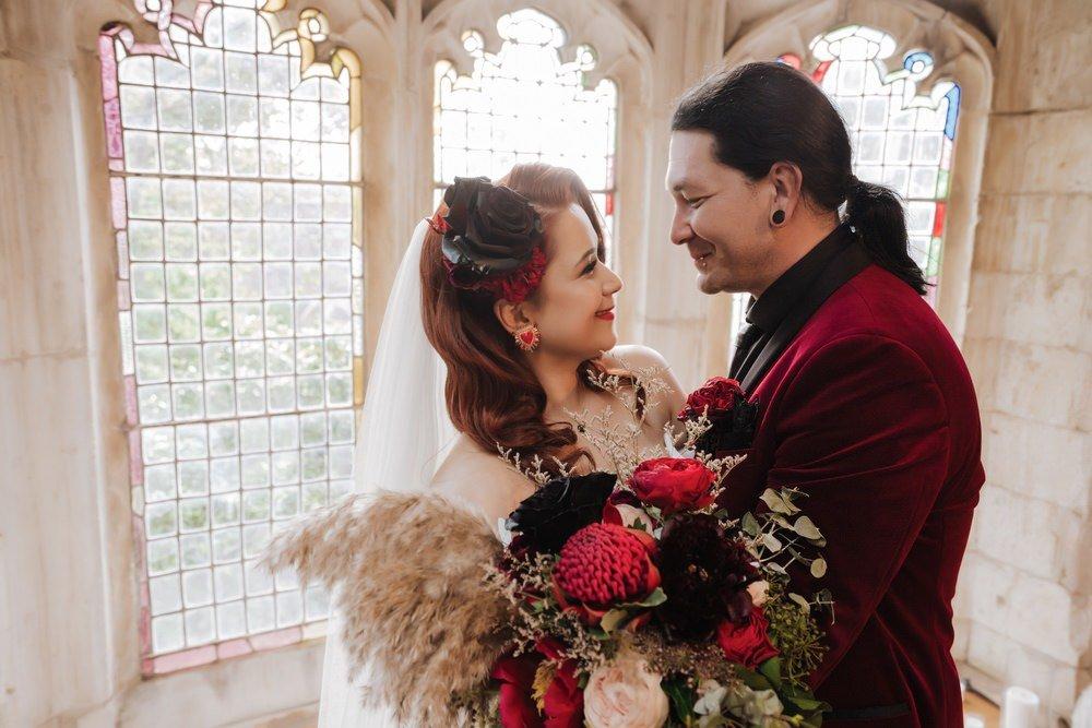 Montsalvat Wedding Photos Montsalvat Receptions Wedding Photographer Photography 018