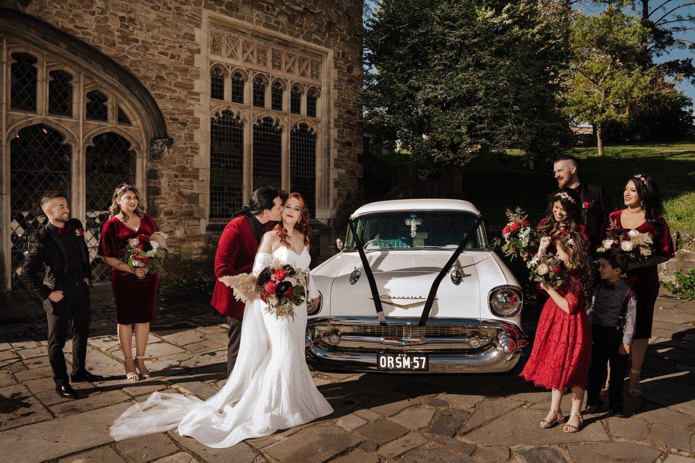 Montsalvat Wedding Photos Montsalvat Receptions Wedding Photographer Photography 023