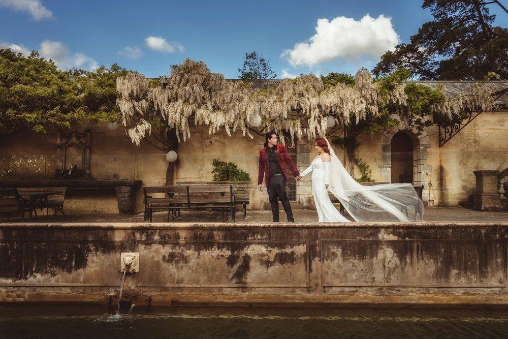 Montsalvat Wedding Photos Montsalvat Receptions Wedding Photographer Photography 029