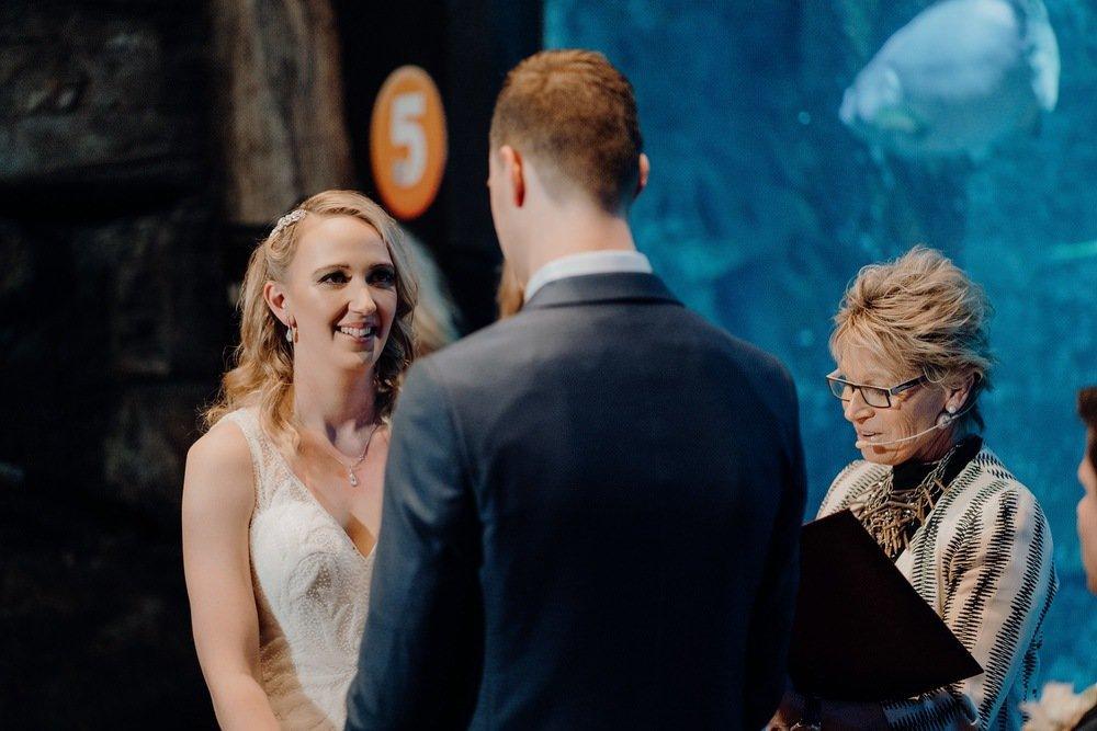 SEA LIFE Melbourne Aquarium Photos SEA LIFE Melbourne Aquarium Wedding Photographer 180428photography 039