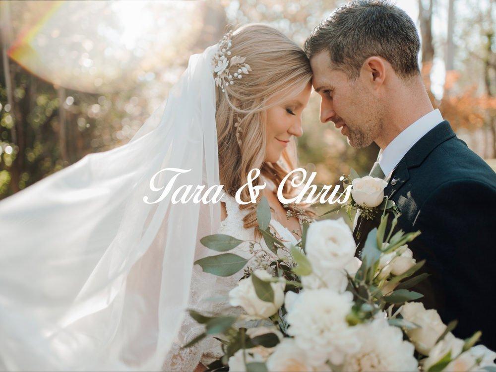Chateau Wyuna Wedding Photos