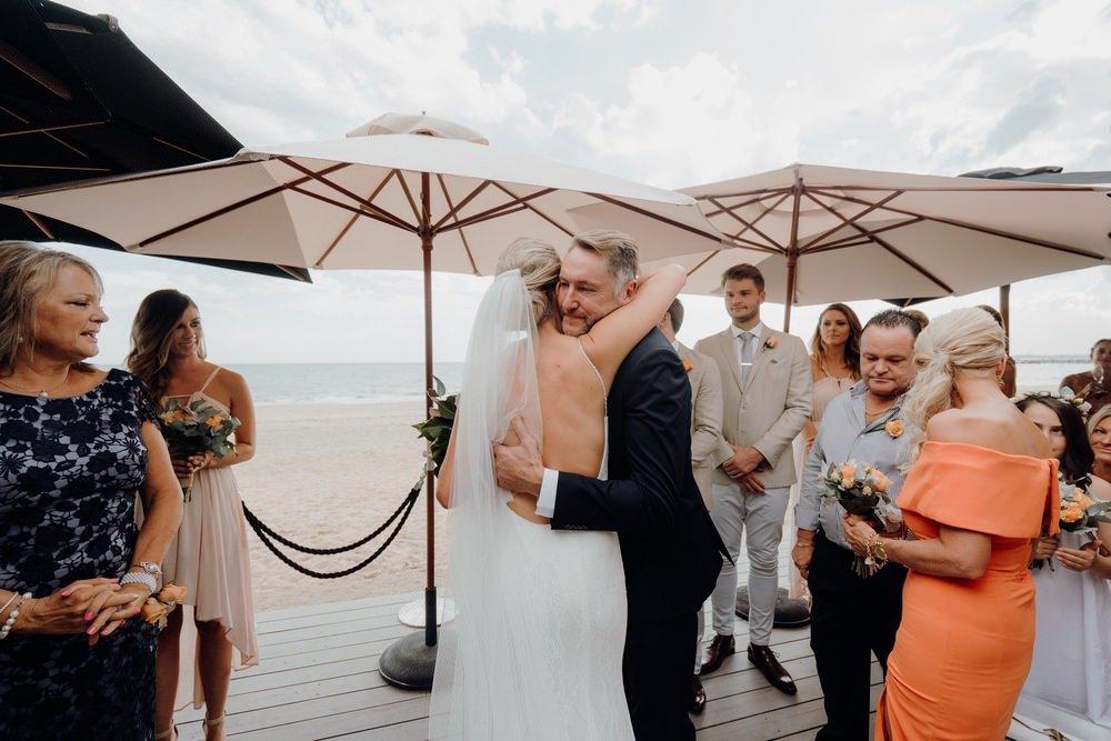 Sandbar Beach Cafe Wedding Photos Sandbar Receptions Wedding Photographer Wedding Photography Package Melbourne 160304 037