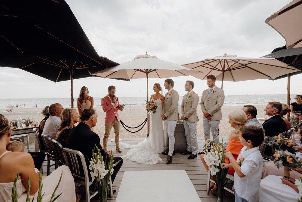 Sandbar Beach Cafe Wedding Photos Sandbar Receptions Wedding Photographer Wedding Photography Package Melbourne 160304 041