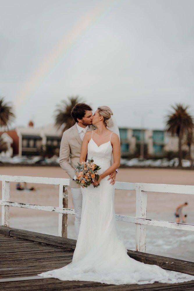 Sandbar Beach Cafe Wedding Photos Sandbar Receptions Wedding Photographer Wedding Photography Package Melbourne 160304 050