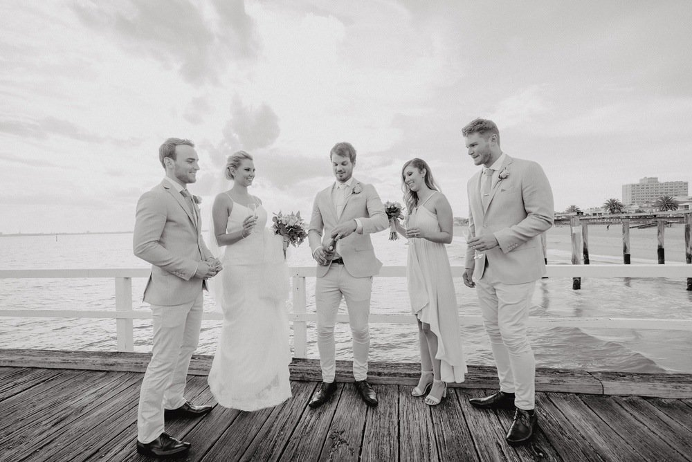 Sandbar Beach Cafe Wedding Photos Sandbar Receptions Wedding Photographer Wedding Photography Package Melbourne 160304 053