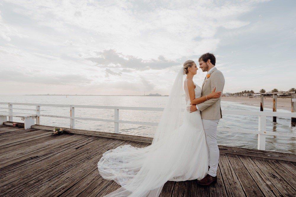 Sandbar Beach Cafe Wedding Photos Sandbar Receptions Wedding Photographer Wedding Photography Package Melbourne 160304 059