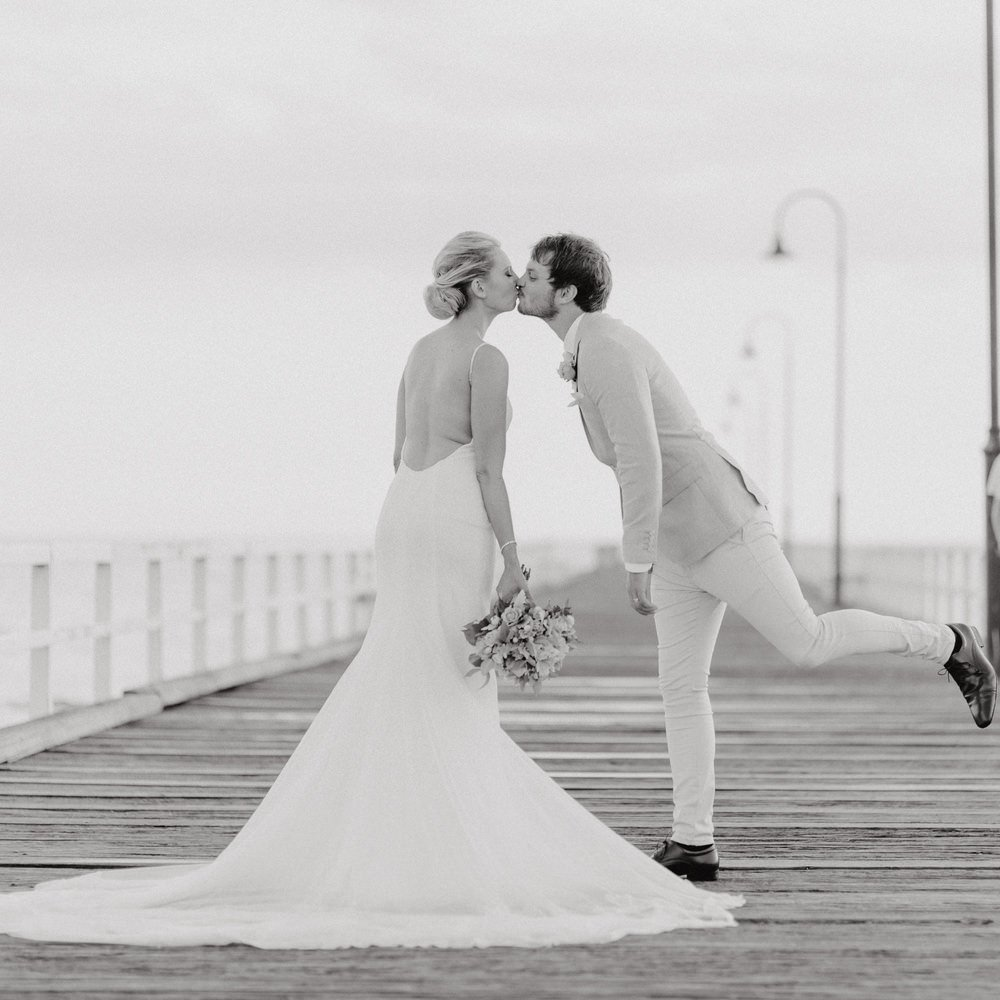 Sandbar Beach Cafe Wedding Photos Sandbar Receptions Wedding Photographer Wedding Photography Package Melbourne 160304 062