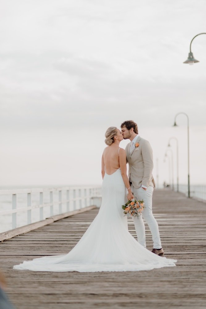 Sandbar Beach Cafe Wedding Photos Sandbar Receptions Wedding Photographer Wedding Photography Package Melbourne 160304 063