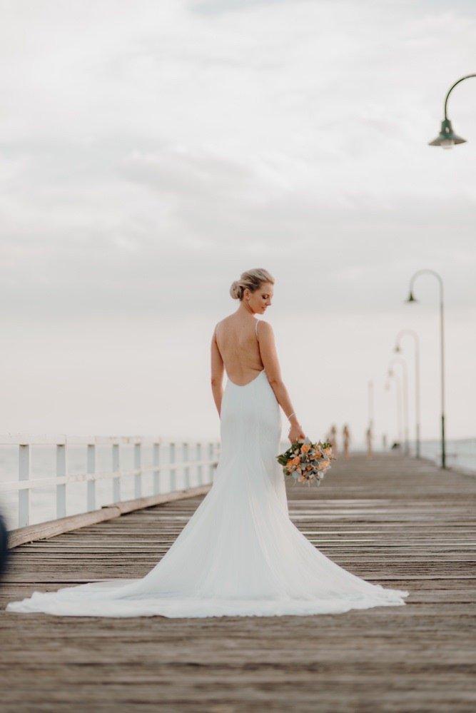 Sandbar Beach Cafe Wedding Photos Sandbar Receptions Wedding Photographer Wedding Photography Package Melbourne 160304 064