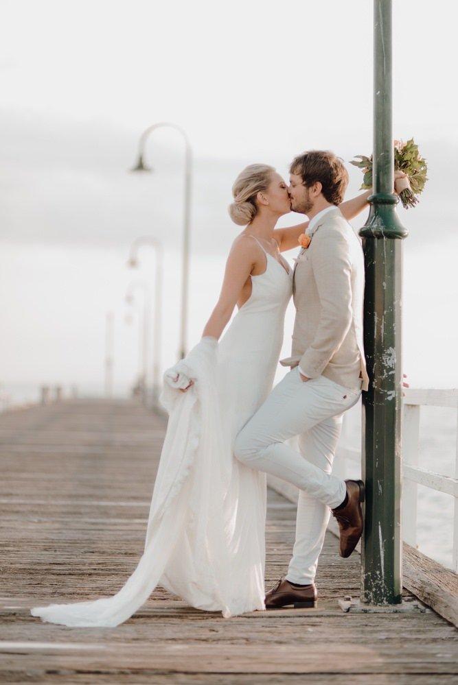 Sandbar Beach Cafe Wedding Photos Sandbar Receptions Wedding Photographer Wedding Photography Package Melbourne 160304 065