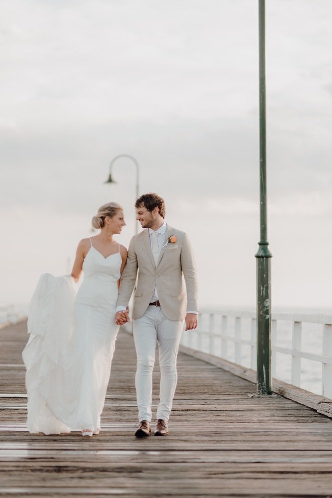 Sandbar Beach Cafe Wedding Photos Sandbar Receptions Wedding Photographer Wedding Photography Package Melbourne 160304 067