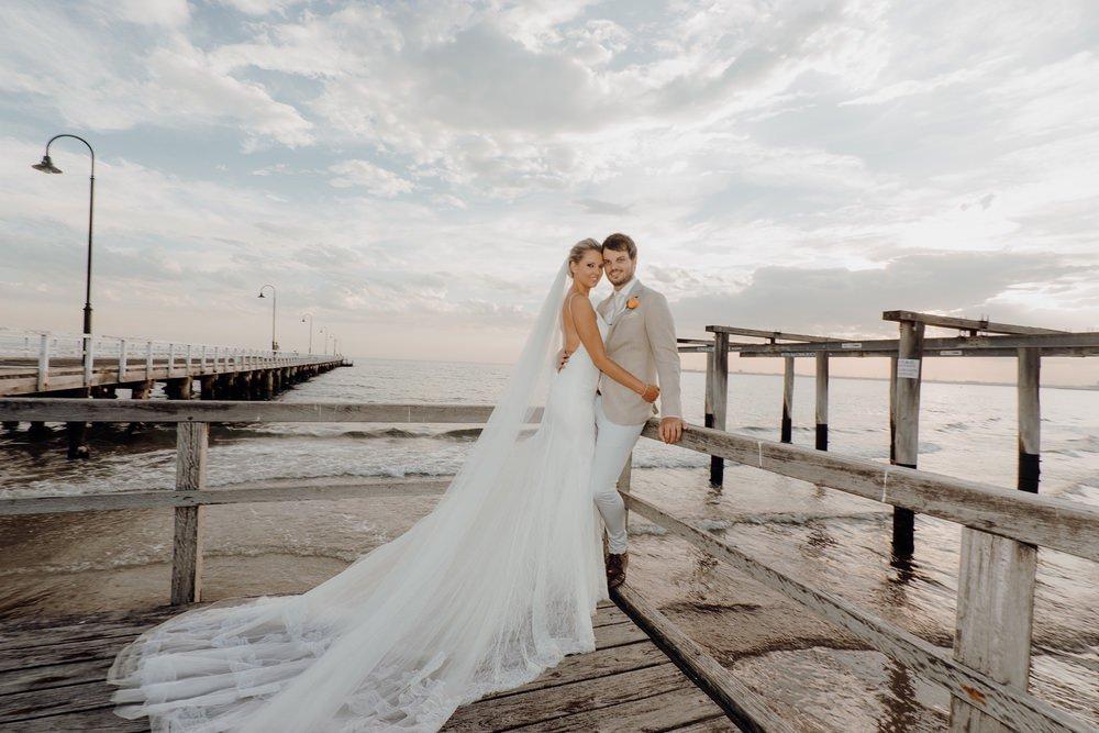 Sandbar Beach Cafe Wedding Photos Sandbar Receptions Wedding Photographer Wedding Photography Package Melbourne 160304 069