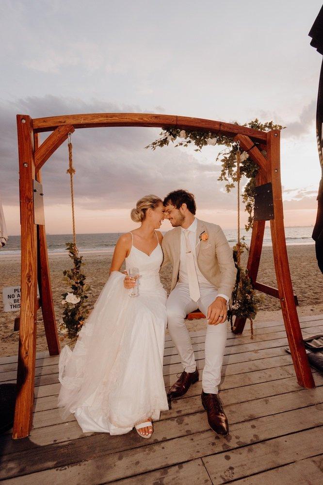 Sandbar Beach Cafe Wedding Photos Sandbar Receptions Wedding Photographer Wedding Photography Package Melbourne 160304 073
