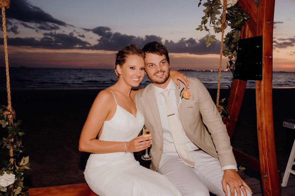 Sandbar Beach Cafe Wedding Photos Sandbar Receptions Wedding Photographer Wedding Photography Package Melbourne 160304 076